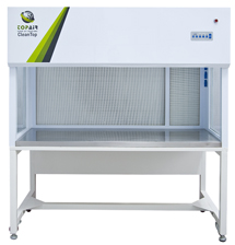 horizontal polypropylene clean bench