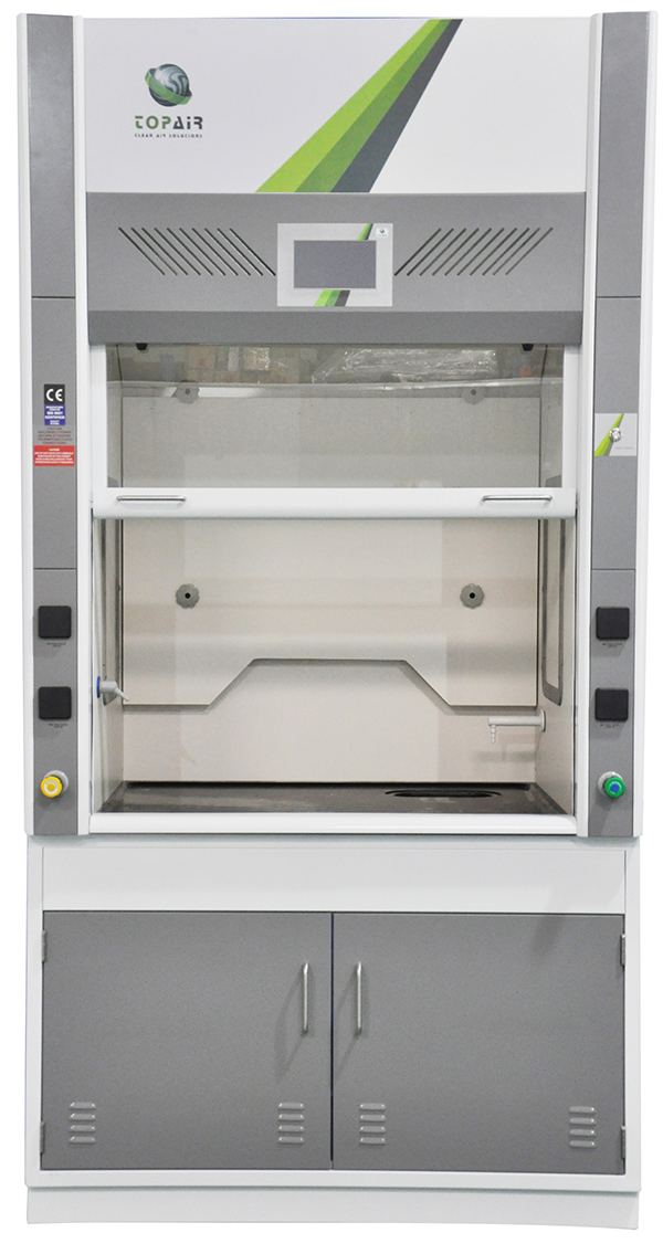 Metal Fume Cupboard Topair Lab Solutions