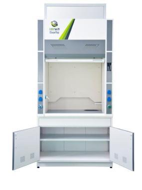Metal fume cabinet