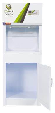 pcroncabinet open